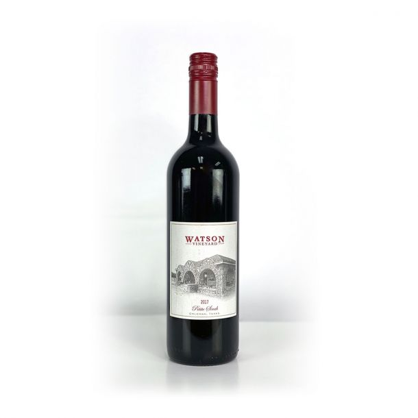 Coleman, Texas grown grapes with deep color and full-bodied flavors of blueberry, chocolate, plums and black pepper. Only 75 cases were produced.