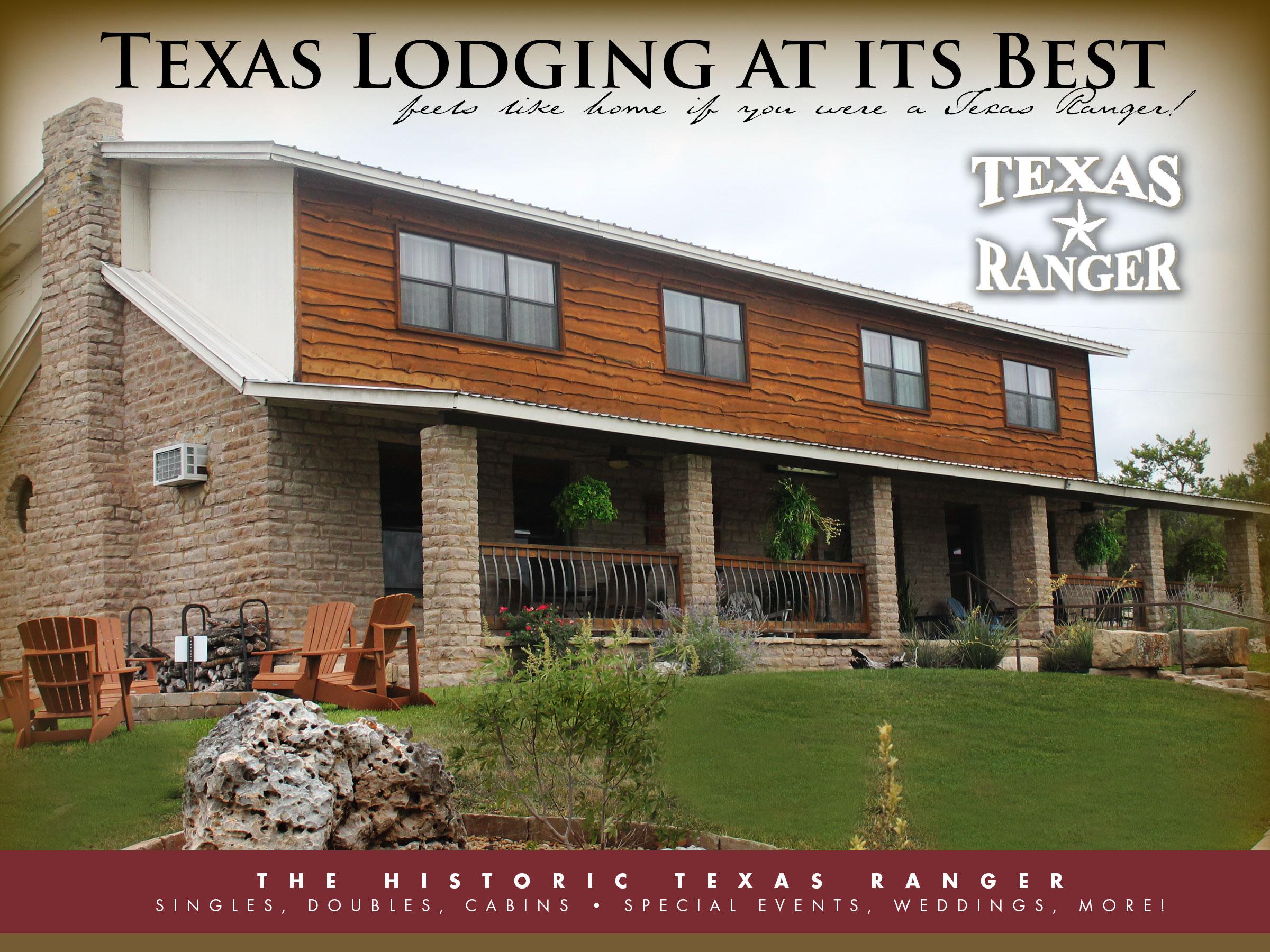 Texas Ranger Motel & RV Park